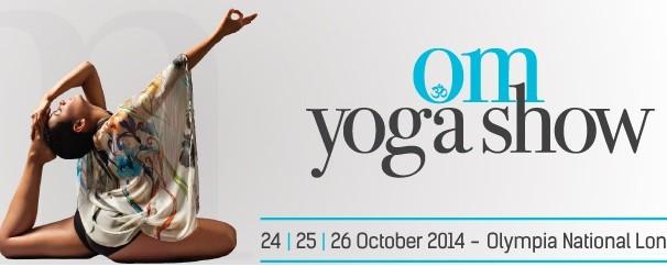 'Om Yoga Show MASSIVE Success! :)